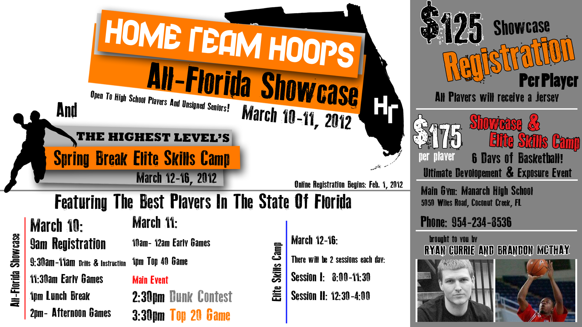 2012 All-Florida Showcase presented by Home Team Hoops